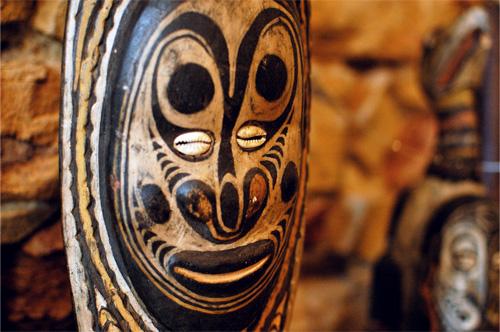 Peinture d'Australie - Art Aborigène