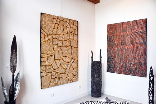Galerie Tribart - Art Océanien