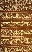 Tapa de Papouasie - Artistes de Papouasie