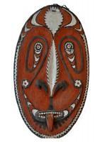Masque Sépik - Artistes de Papouasie