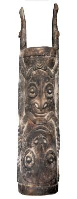 Tambour Sépik - Artistes de Papouasie