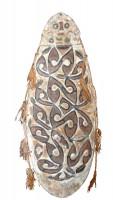Bouclier - Artistes de Papouasie