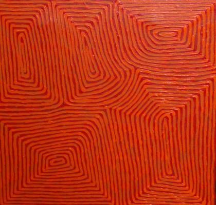 Tingari Mamultjulkunga - George Tjungurrayi