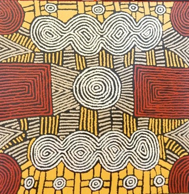 Marrapinti Kiwirrkura - Maureen Ward Nakamarra