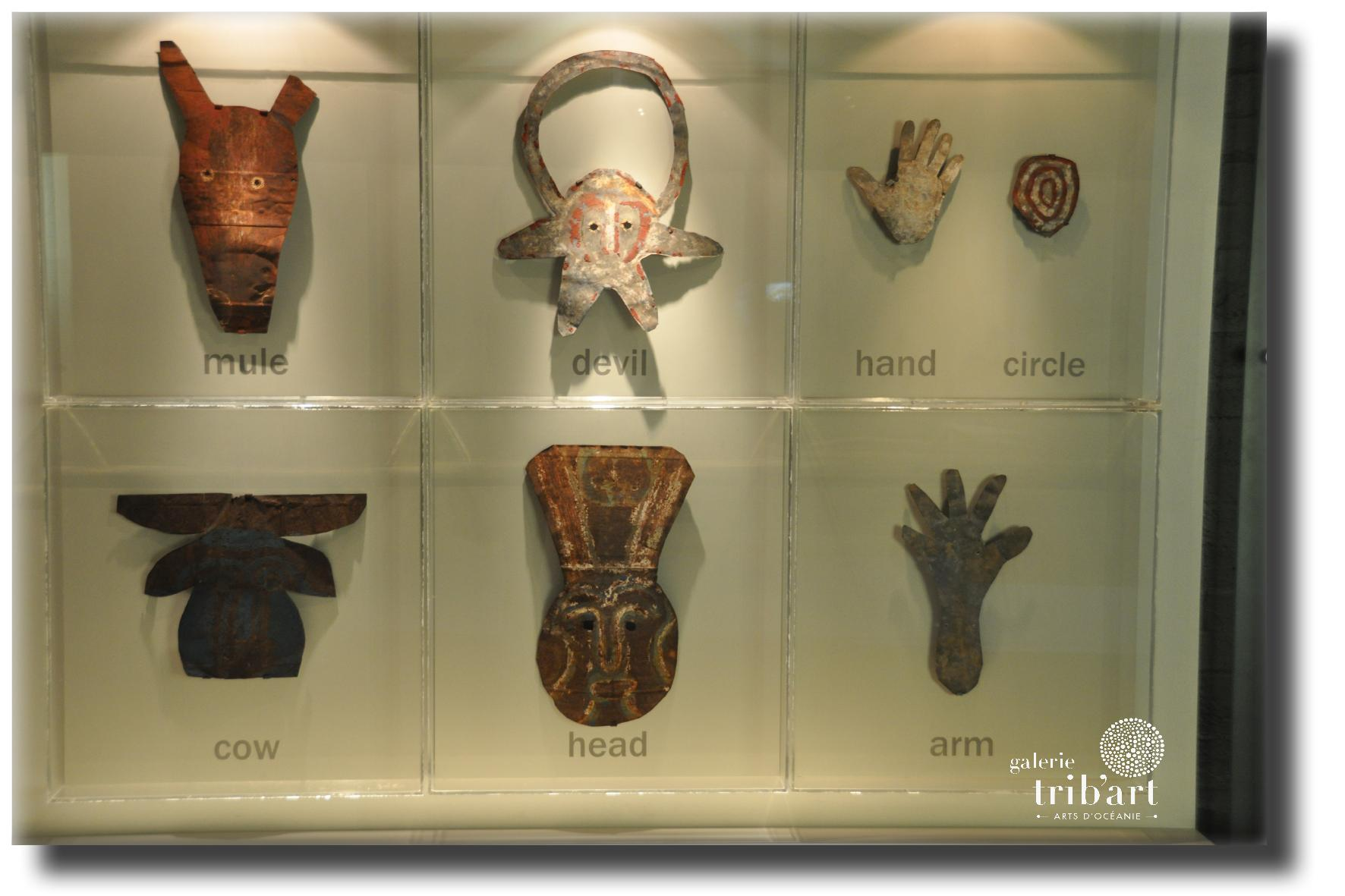 Musee Adelaïde Masques 1