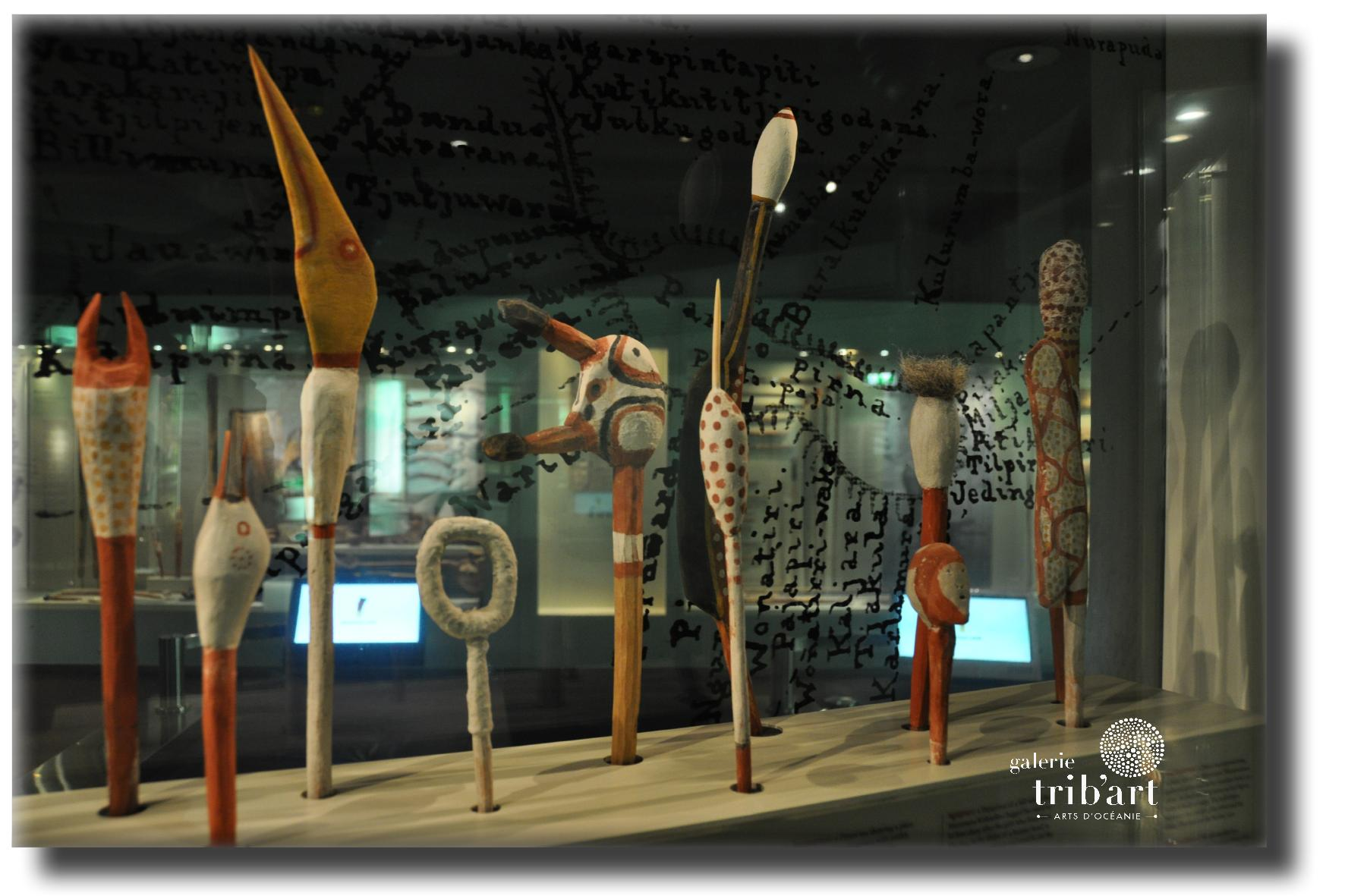 Musee Adelaïde armes decorées