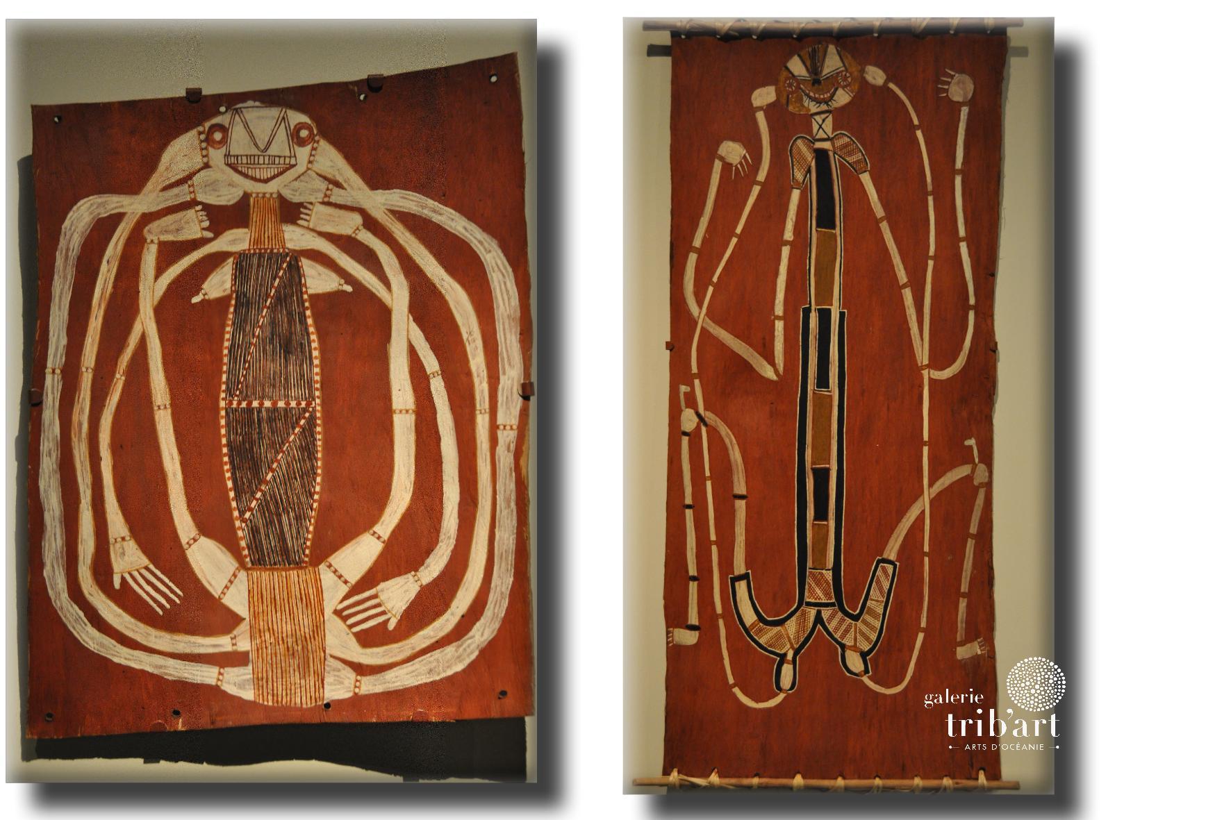 Musee Adelaïde Peintures Rupestres 1