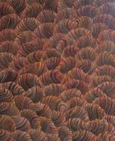 Sand dune - Maureen Hudson Nampinjinpa