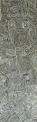 Kapi Tjukurrpa - Maisie Campbell Napaltjarri