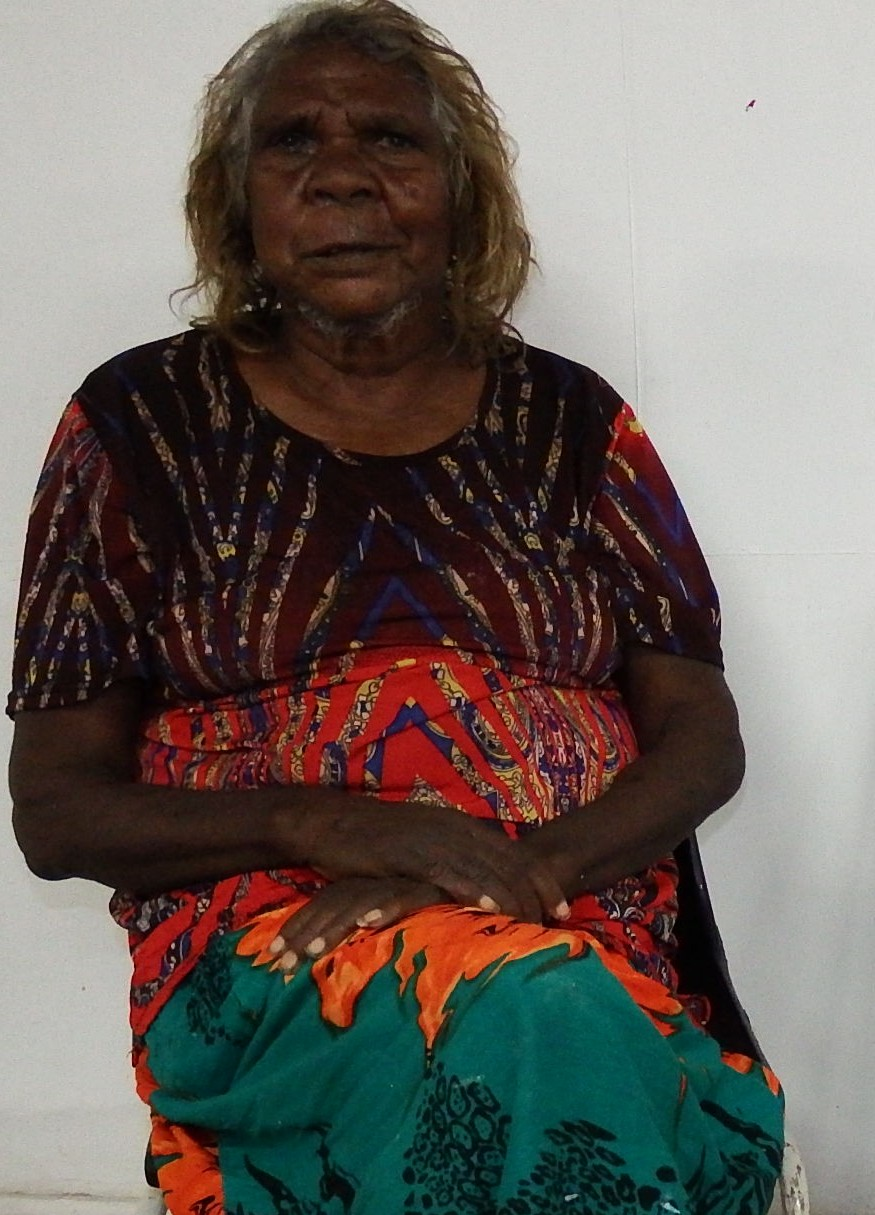 Mary Brown Napangati