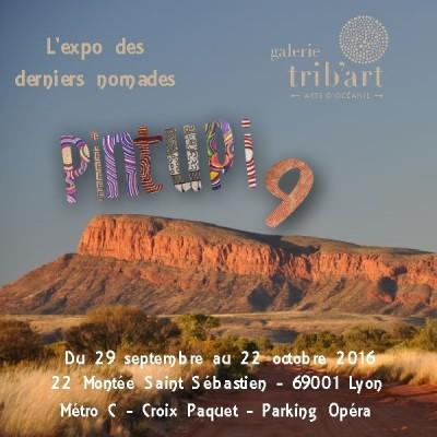 Exposition Art d'Australie – Artistes Pintupi -