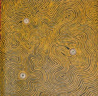 Warna Jukurrpa - Leston Japaljarri Spencer