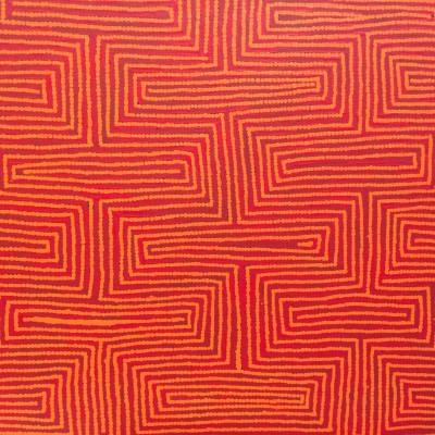 Red Tingari - Jake Tjapaltjarri
