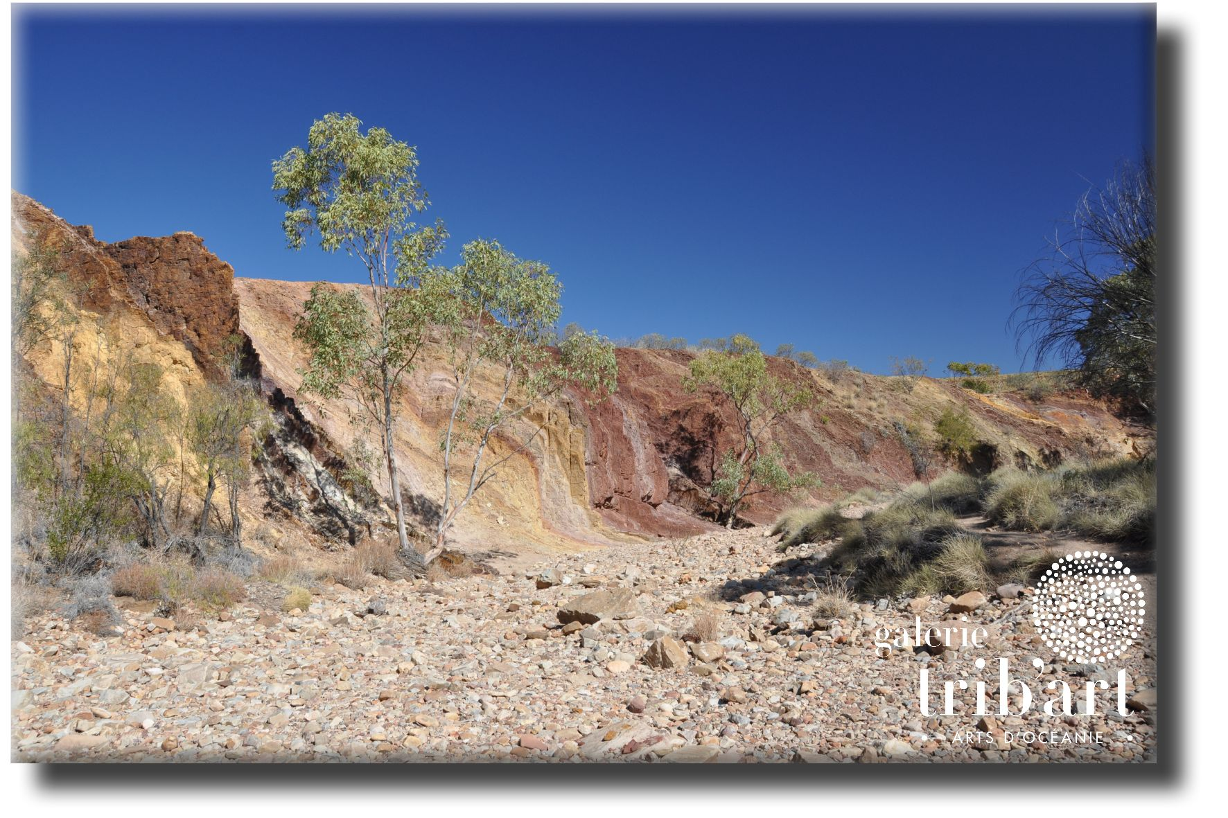 Ochre Pits Australie (page 1)