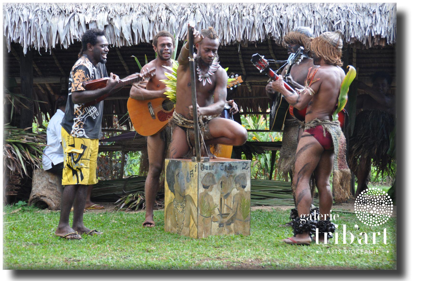 Vanuatu Women s Water Music (page 15)
