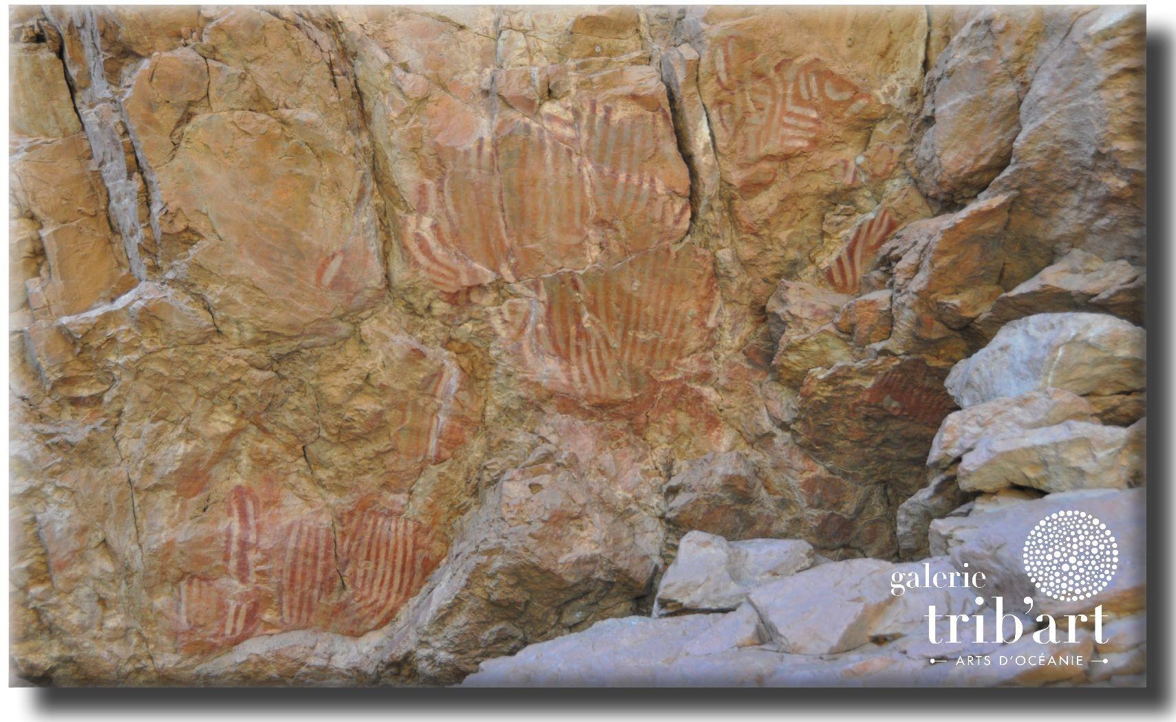 petroglyphes aborigènes (page 10)