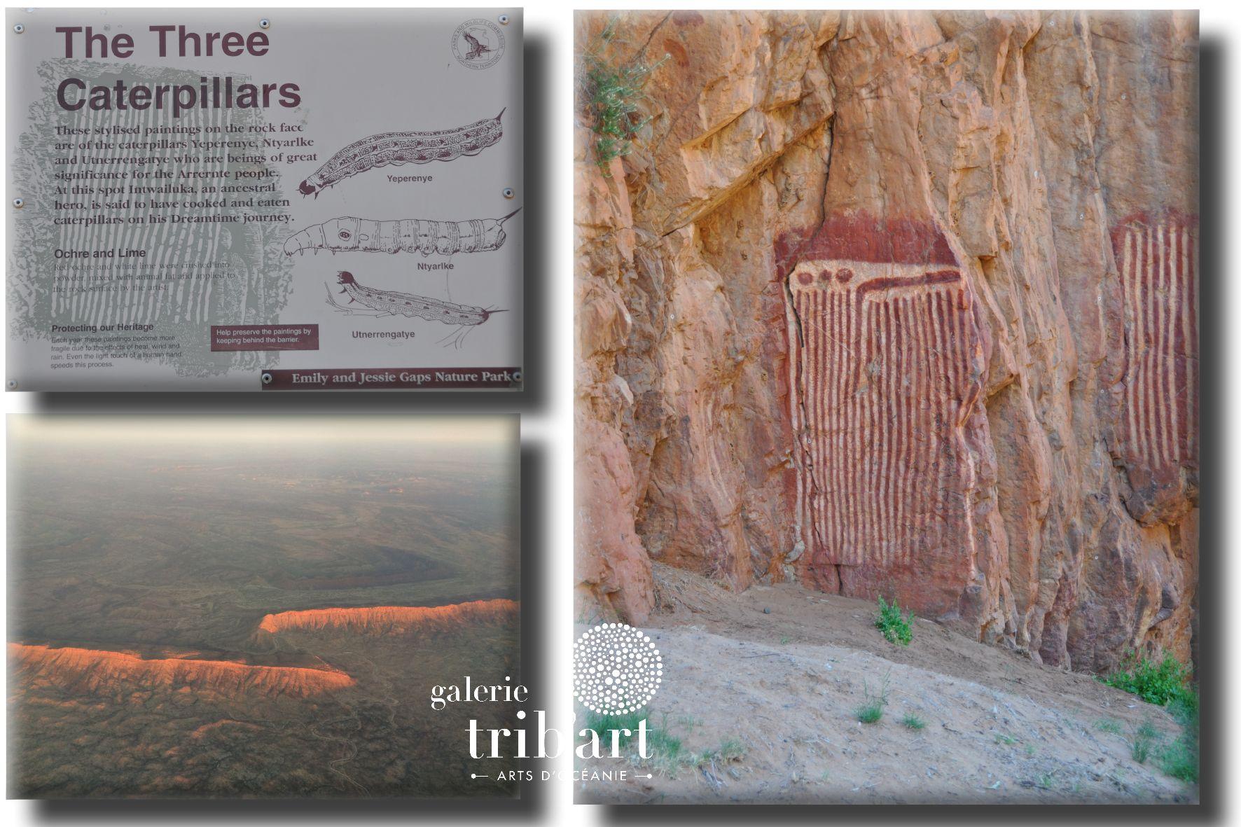 petroglyphes aborigènes (page 11)