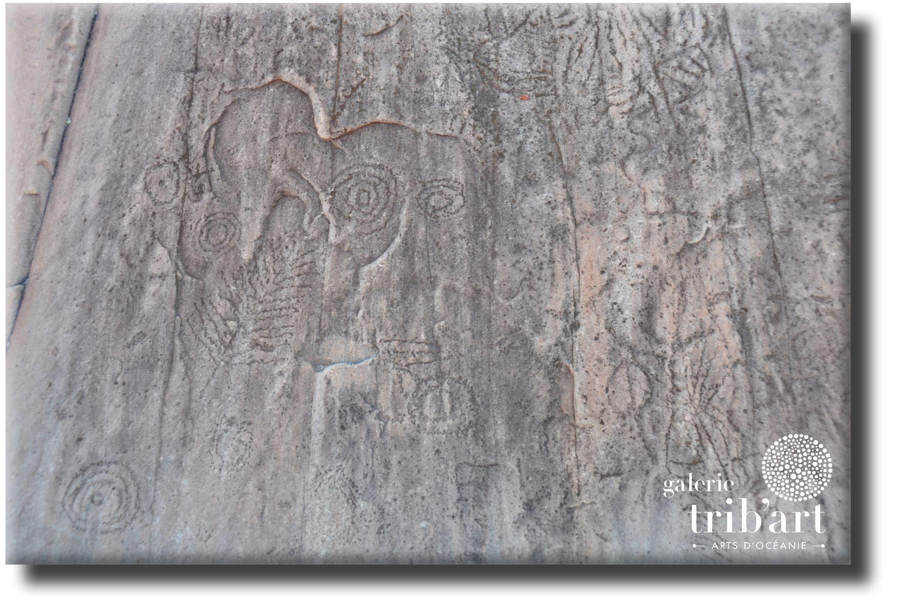 petroglyphes aborigènes (page 19)