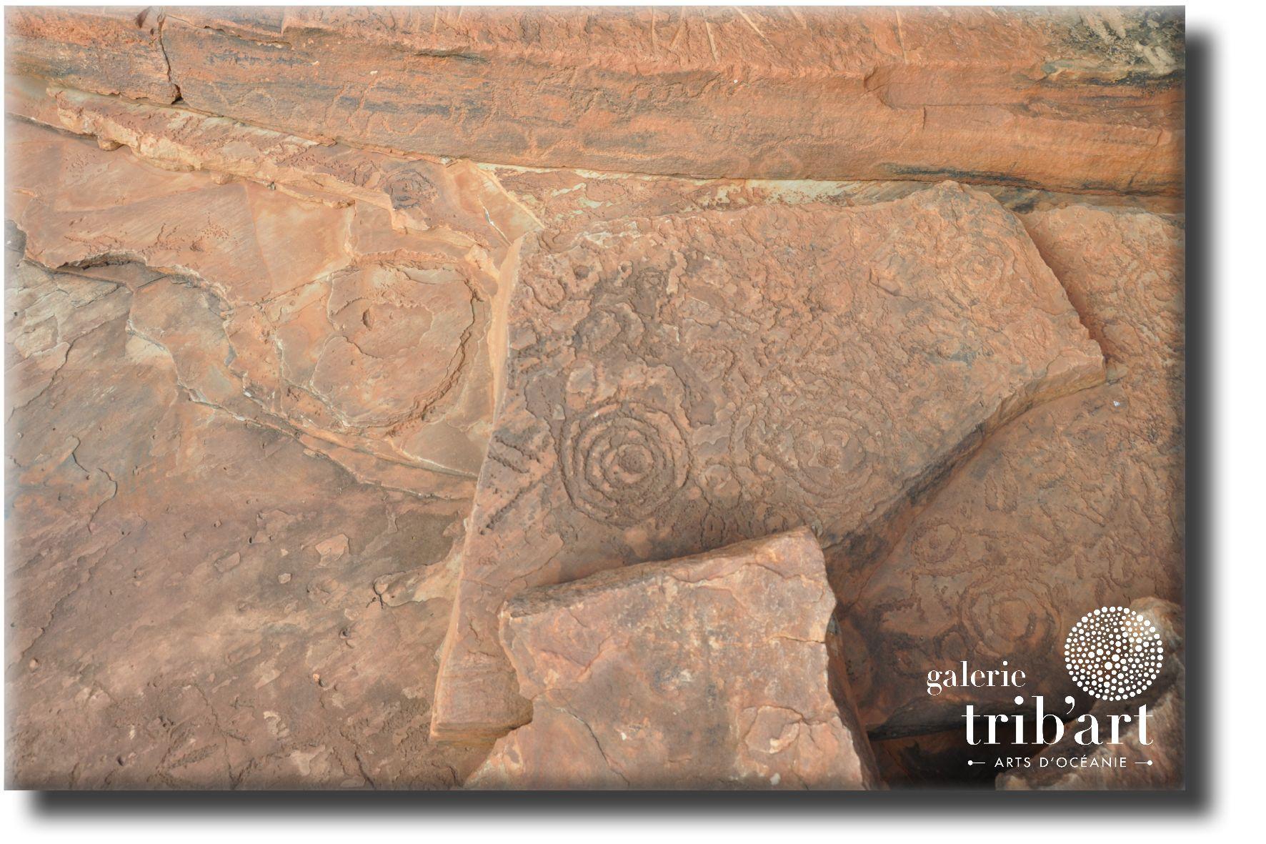 petroglyphes aborigènes (page 6)