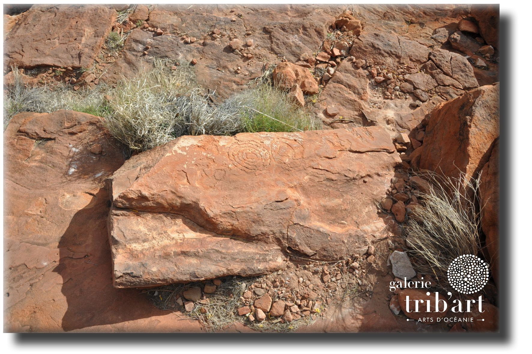 petroglyphes aborigènes (page 7)