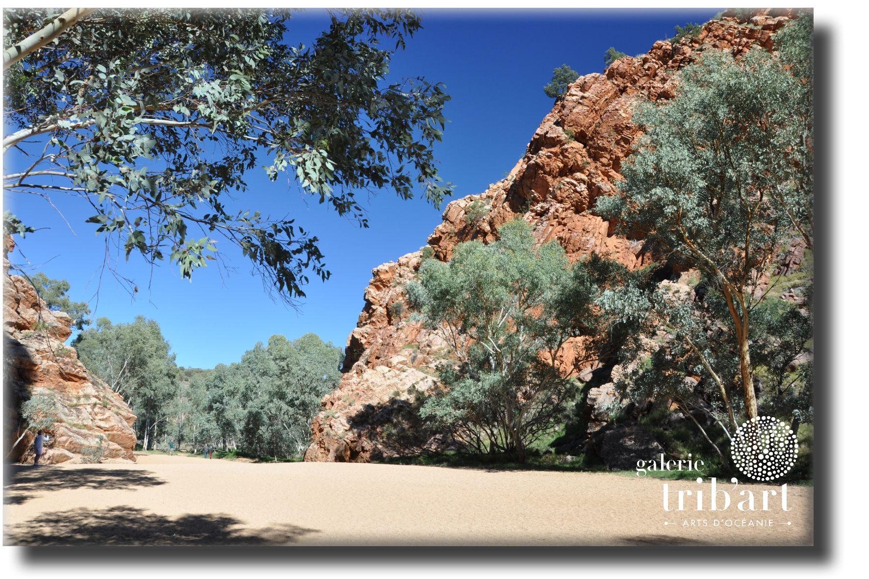 petroglyphes aborigènes (page 8)