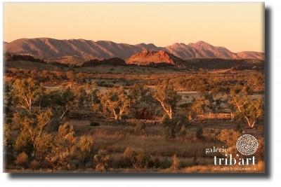 Voyage au coeur de l'Australie -