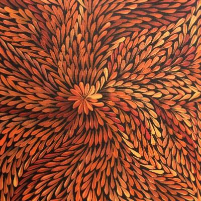 Bush flower - Dulcie Long