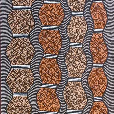 Sand Hill Kiwirrkurra - Patricia Jackson Napanangka