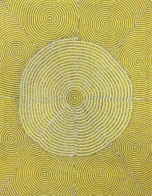Art aborigène - Kathy Bagot Napangardi