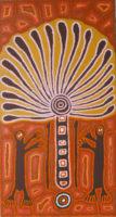 Histoire de l'éolienne - Linda Syddick Napaltjarri